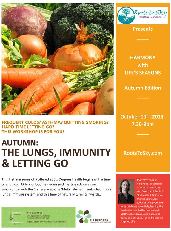 Autumn Flyer (JPEG Version)